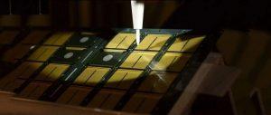 将电子器件打印至武器装备中,实现结构功能一体化