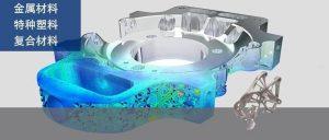 3D打印实现制造轻量化:从材料到结构