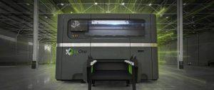 评论:ExOne800x500x400mm金属粘结剂喷射系统,可打印金属、陶瓷和复合材料