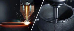 增减材混合制造技术大幅提高武器装备生产速度