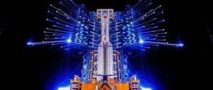 长五成功发射,全3D打印火箭芯级捆绑支座进入批生产