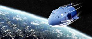 SpaceX龙飞船成功携带宇航员返回地球,商业载人航天时代正式开启