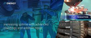 金属3D打印翻新涡轮叶片数量突破1000万