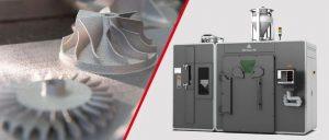 美陆军要求3D Systems开发9激光器1m*1m x 0.6m的大型金属3D打印机