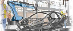 从实验室走向生产线,3D打印的未来就是汽车轻量化的未来