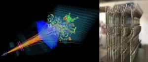 欧洲核子研究组织3D打印250um薄壁的复杂高精度冷却回路阵列