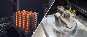 惠普Meta Jet和SLM技术打印零件的疲劳性能对比分析