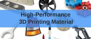 新型材料助力3D打印行业的循环经济之路
