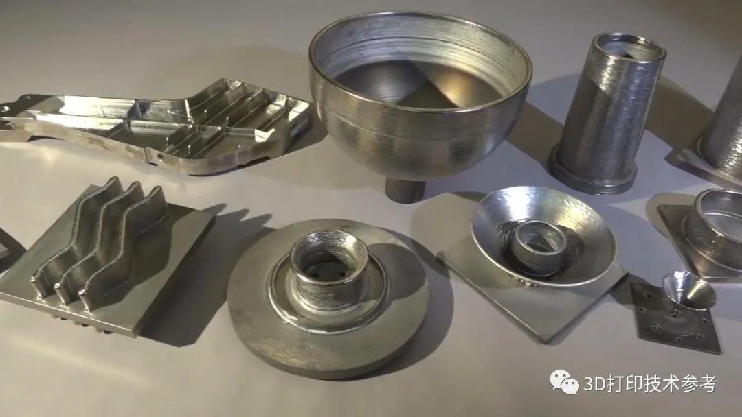 年消耗5.4吨钛合金,成功用于陆、海、空、太空的金属3D打印解决方案