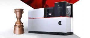 从有需求、无设备,到打印全球最大火箭燃烧室,成就航天,也成就3D打印行业