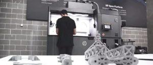惠普MJF技术自推出以来已交付6000万个3D打印零件