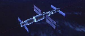 考虑工艺约束的3D打印自支撑晶格用于中国新型超轻航天器结构