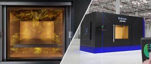 旨在替代金属,世界最大高性能聚合物3D打印机的成型尺寸达1 x 1 x 1 m